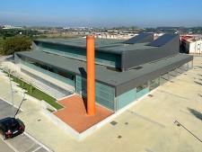 Pavelló municipal de Vilanova del Vallès